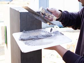 左官工事|ウェルビーホームの塗装工事施工メニュー