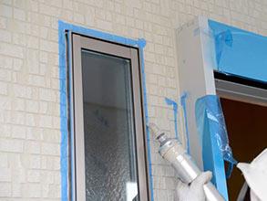 コーキング工事|ウェルビーホームの塗装工事施工メニュー