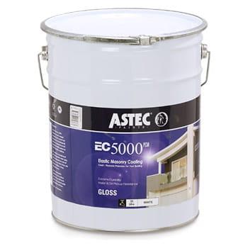 「伸びる外壁塗料」|アステックペイント EC-5000 PCM-IR