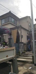 山科屋根・外壁塗装
